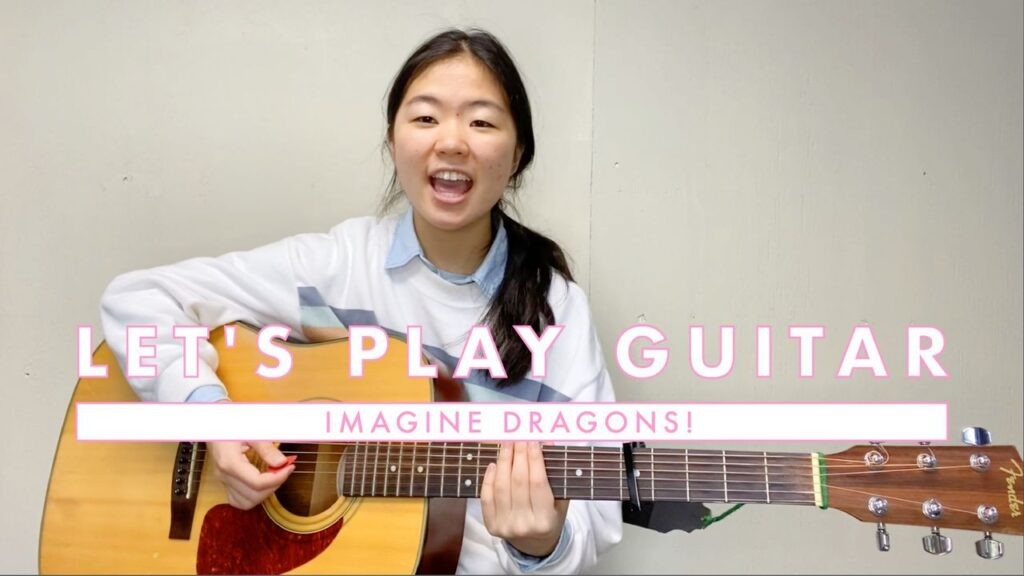 Virtual learning course on guitar
