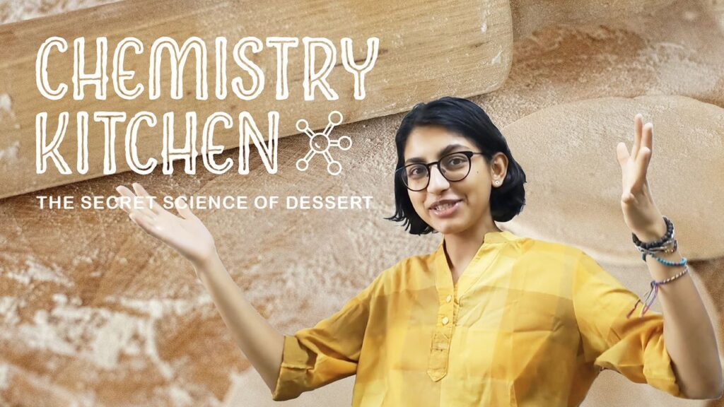 Virtual learning course on science and cooking