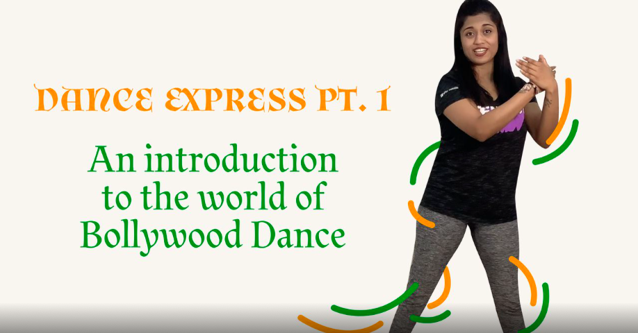 broadway theater in the form of bollywood dance