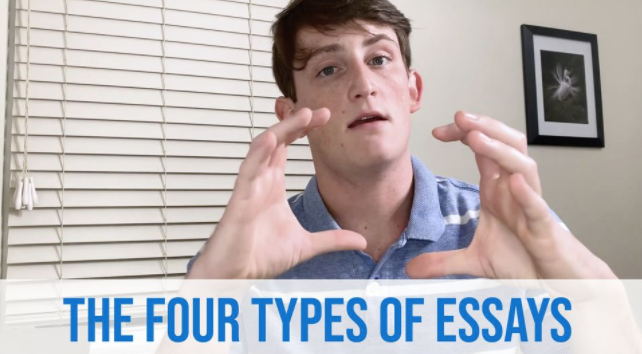 Different types of essays course thumbnail