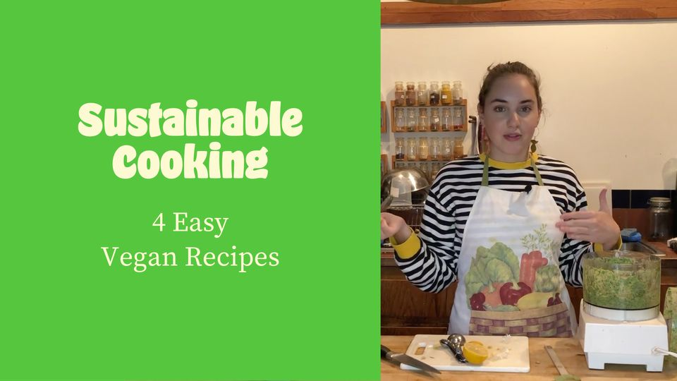 sustainable cooking