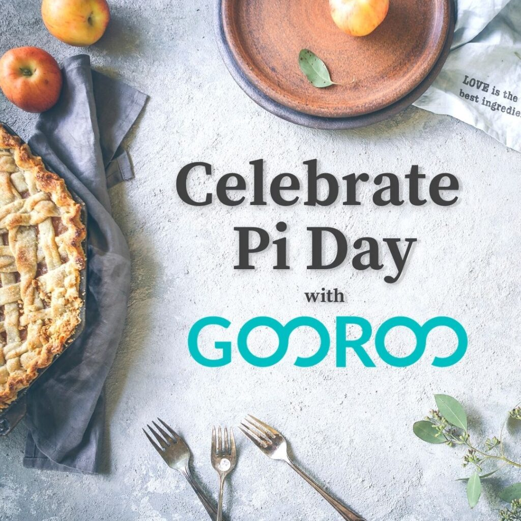 Celebrate Pi Day with Gooroo